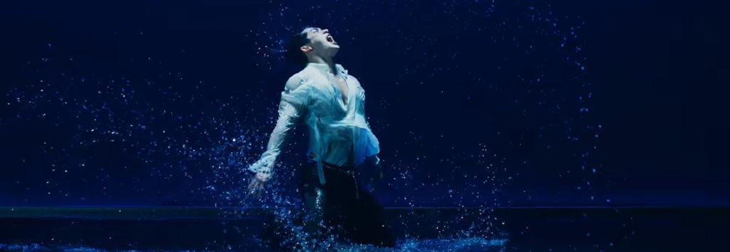 Wonho nos presenta un teaser dramático y sexy para Lose