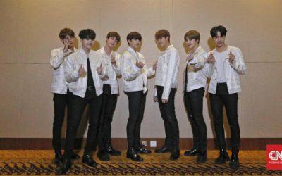BTS concierto en Indonesia