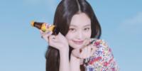 Jennie de BLACKPINK muestra sus encantos en el nuevo comercial de 'Vita500'