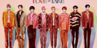 PENTAGON se convierten en adorables personajes de webtoon para Love or Take