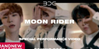 BDC presentan un video performance de Moon Rider antes de su comeback