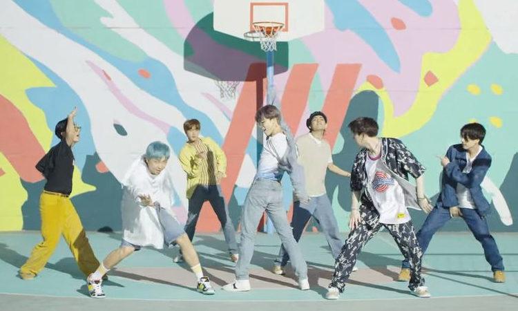 Dynamite de BTS vuelve a subir en los charts de iTunes luego de la noticia de los Grammys