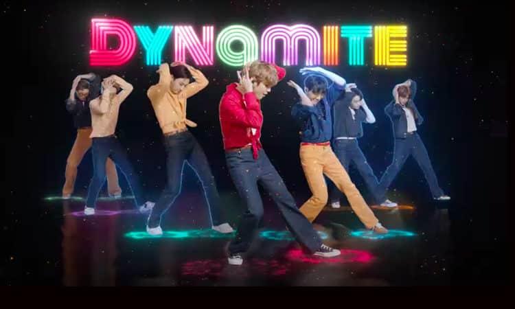 El compositor de Dynamite de BTS nos narra como fue el proceso de creación