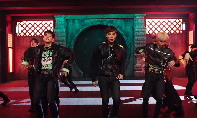 Ghost9 presenta un intenso teaser perfomance para NOW: Where We Are, Here