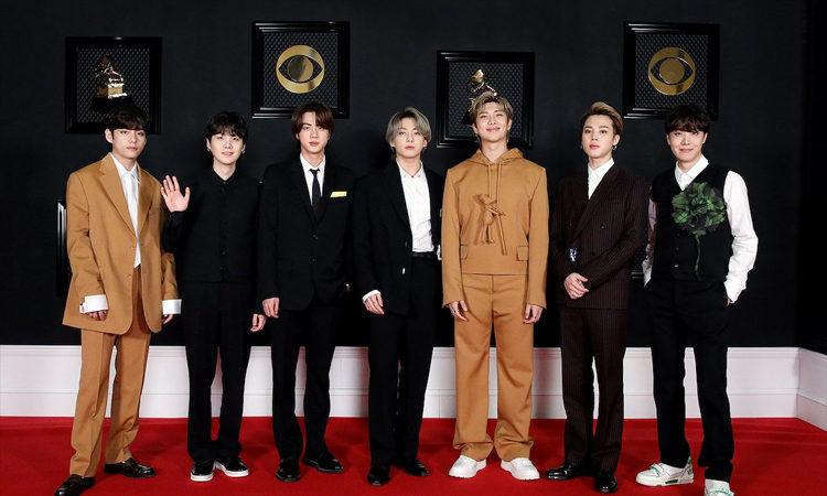 BTS no perdio los Grammys, los Grammys perdieron a BTS