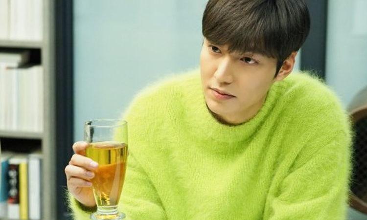 Esta es la increíble capacidad de Lee Min Ho de tolerancia al alcohol