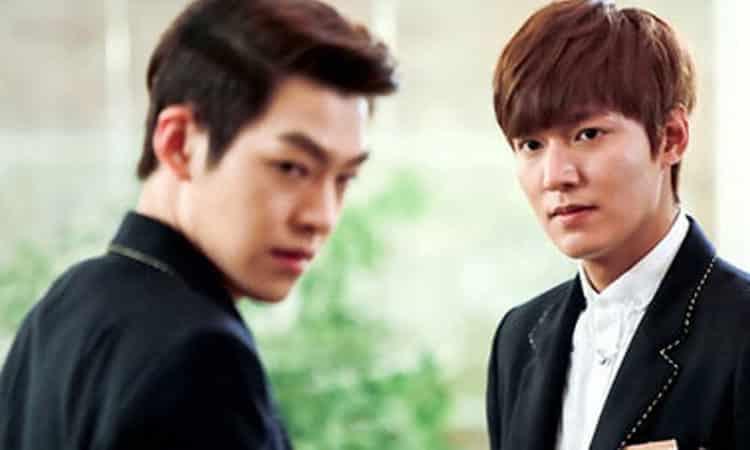 Lee Min Ho menciona que Kim Woo Bin es más un amigo que rival