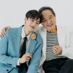 Song Kang y Park In Hwanevocan esperanza en fotos para NAVILLERA