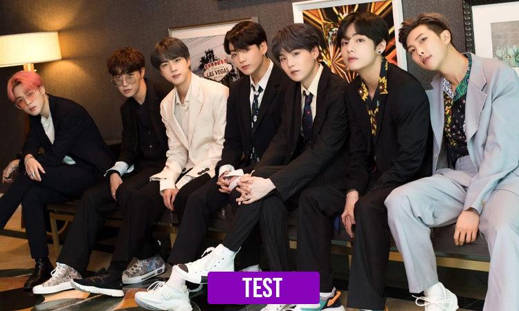 TEST: ¿Cómo será tu noviazgo con BTS?