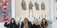Galería Picaddo expone obra inspirada en el grupo BLACKSWAN