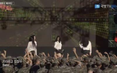 Brave Girls en K-Force Special Show