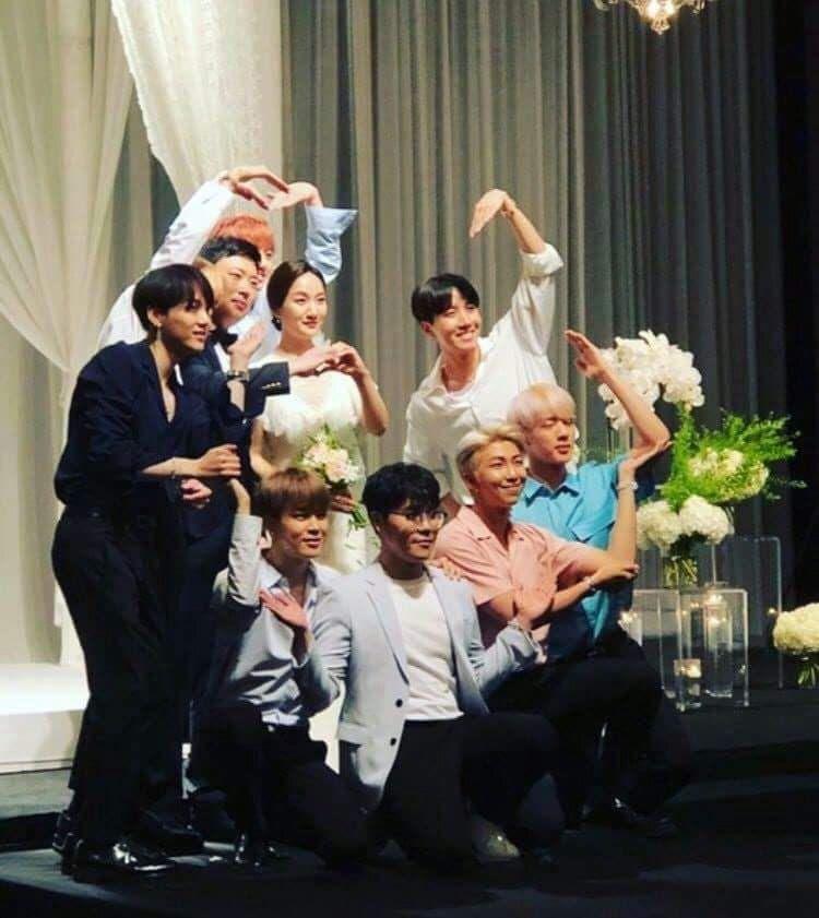 Por verlos en TV, ARMY sin saberlo rechaza asistir a una boda en la que estuvo BTS