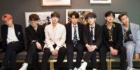 BTS posa para Dispatch