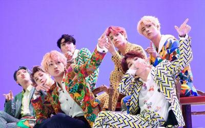 BTS aparecerá en la serie documental de SBS 'Legends Stage Archive K'