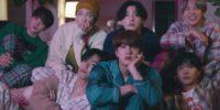 BTS en Life Goes On MV