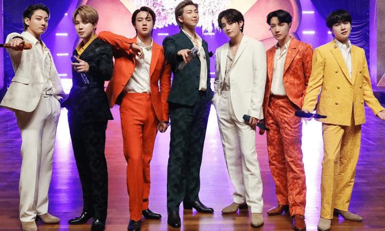 Programa mexicano 'Venga La Alegría' elogia a BTS por sus trajes en los GRAMMY