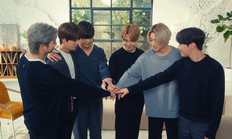 BTS para UNICEF
