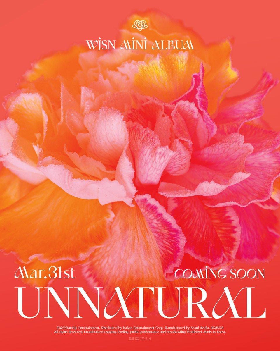 Cosmic Girl realizara comeback con el álbum Unnatural