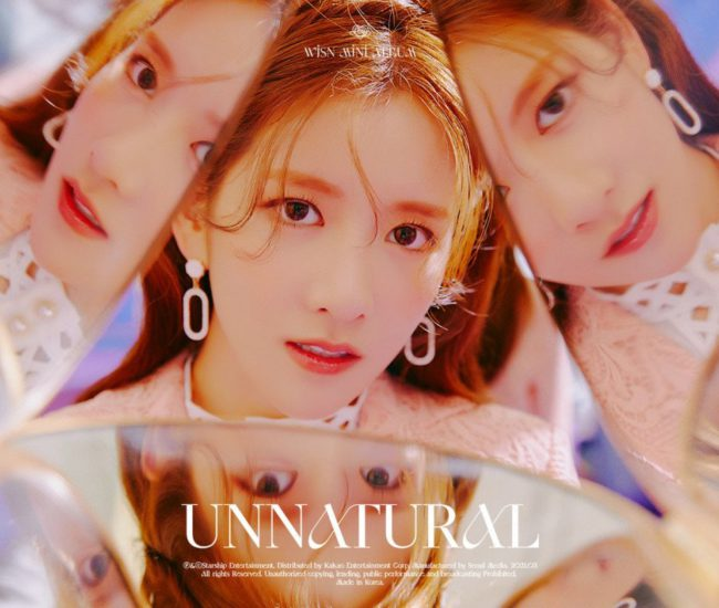 Cosmic Girls busca su propio reflejo en las nuevas fotos de Unnatural