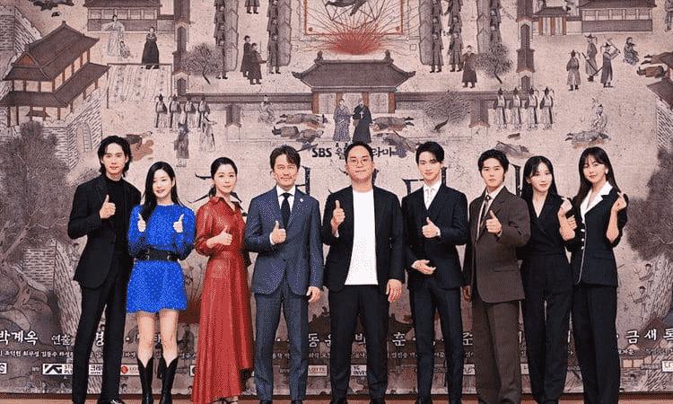 Elenco elimina de sus redes sociales publicaciones sobre 'Joseon Exorcist'