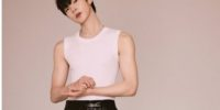 Hwang In Yeop posa para W Korea