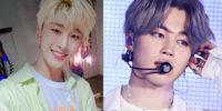 Jinkwon miembro de NewKidd revela que ha visto más de mil veces las fancam de Jimin de BTS
