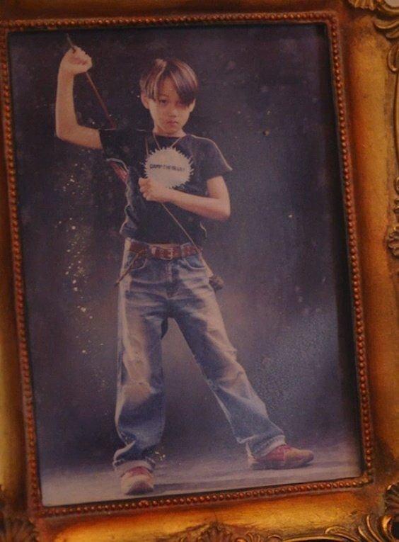 Se filtran dulces fotos de Kai de EXO en su infancia