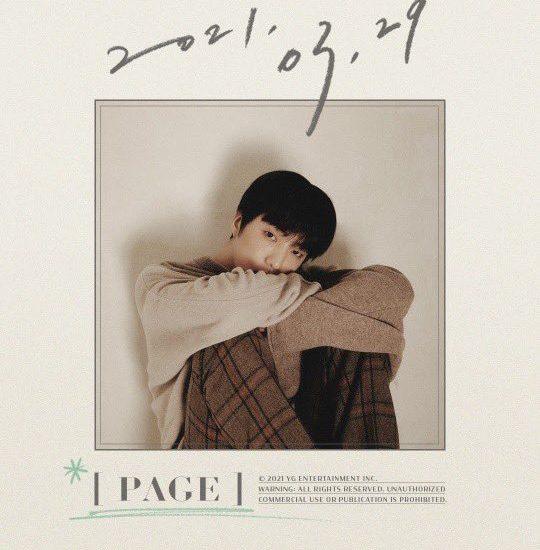 Álbum Page de Kang Seungyoon