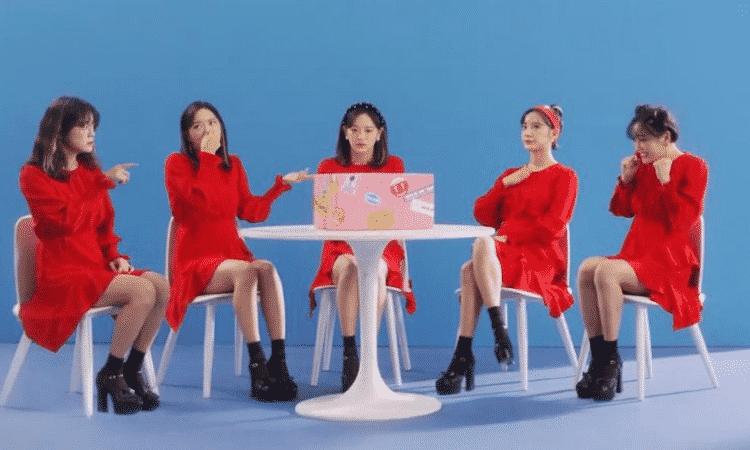 Kim Sejeong presenta un colorido vídeo teaser para 'Warning' (Feat. lIlBOI)
