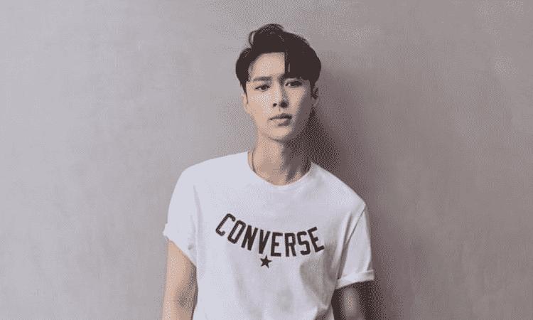Lay de EXO cancela asociacióncon CalvinKleinyConverse tras controversia en China