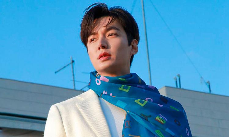 Se reporta que Lee Min Ho ha viajado a Canadá para las grabaciones de Pachinko