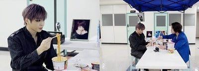 Escena de My Friends Room con Kang Daniel