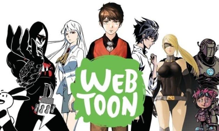 Webtoons populares de Naver