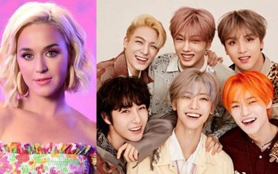 NCT Dream y Katy Perry