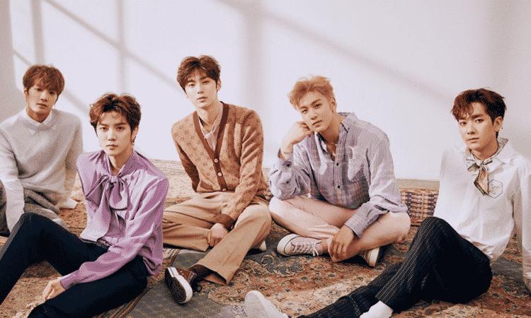 NU'EST confirma fecha de comeback en abril