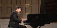 Cho Seong Jin se presenta en la Semana Mozart digital 2021 en Austria