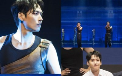 Inseong en el musical 'The Days'