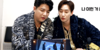 Shindong y Eunhyuk de Super Junior reaccionan al MV de 'Don't Call Me' de SHINee