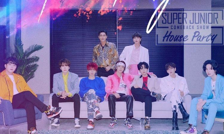House Party de Super Junior