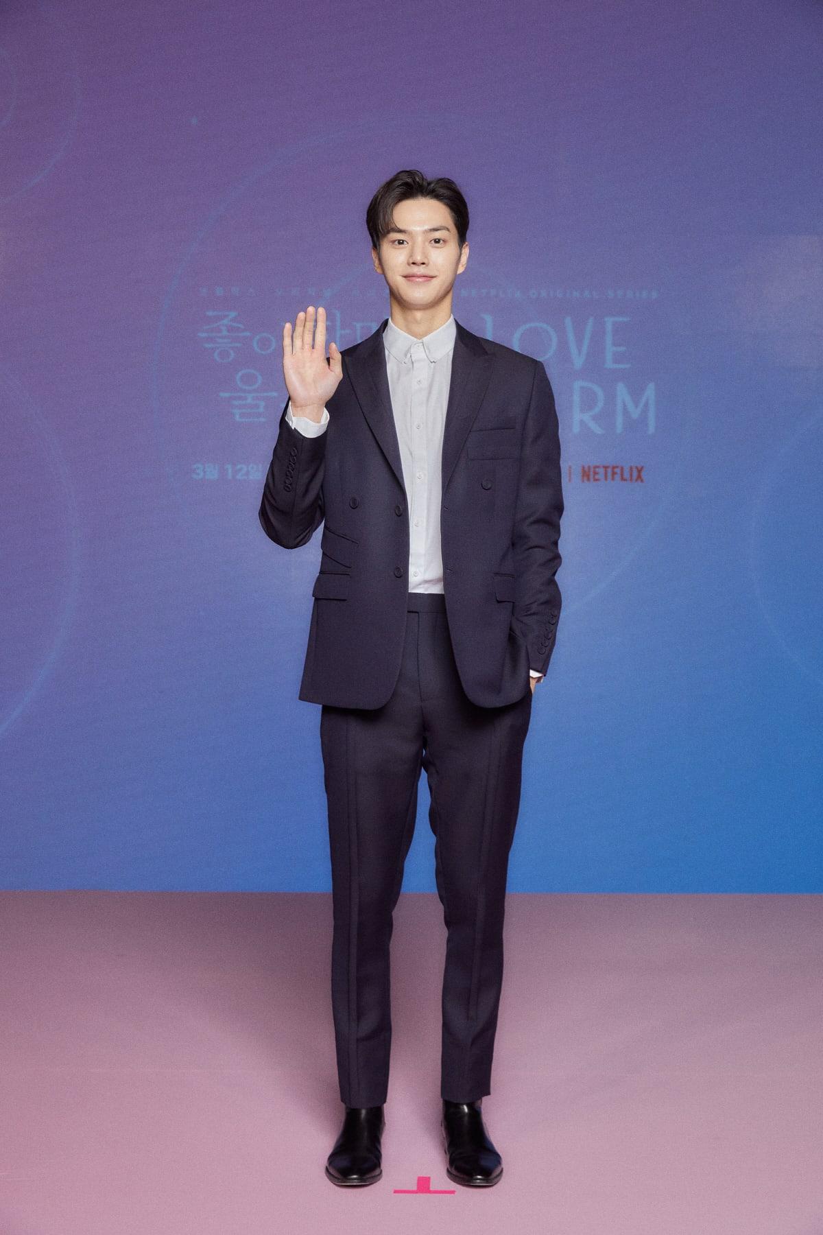 Song Kang y Kim So Hyun comparten como sus personaje crecen en el dorama de Love Alarm 2