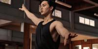 Song Kang nos conquista con sus nuevas imágenes como bailarín para 'Navillera'