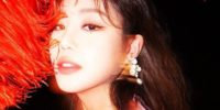 Soojin en el álbum I Burn