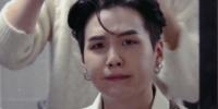 Suga de BTS se hace tendencia por irradiar ternura en su vídeo BTS-log