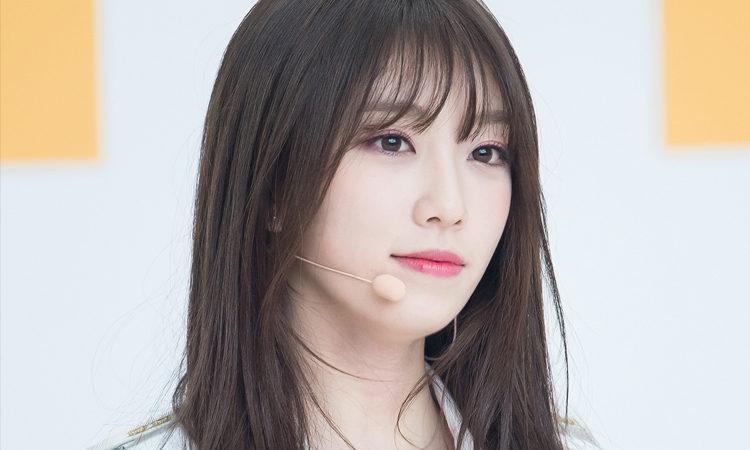 Suji de Uni.T muestra nuevamente su apoyo a la ex miembro de April Hyunjoo