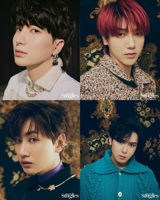 Super Junior para Singles