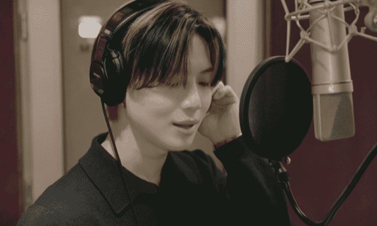 Taemin nos enamora con su interpretación de 'My Day' para el OST de Navillera