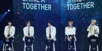 TXT Shine x Together 2° fan meeting