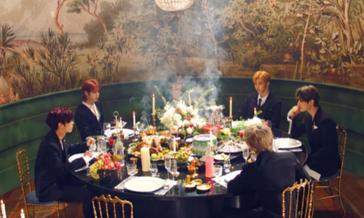 VERYVERY regresa con un gran festín en el MV de 'Get Away'