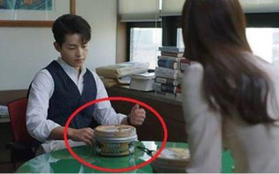 Drama 'Vicenzo' recebe flocos por utilizar um alimento coreano de marca chinesa
