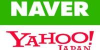 Naver y Yahoo Japan